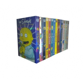 The Simpsons Seasons 1-13 DVD Boxset