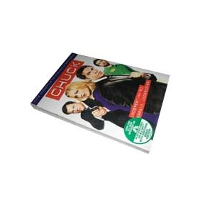 Chuck Season 4 DVD Box Set
