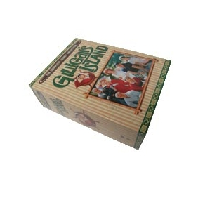 Gilligan's Island Seasons 1-3 DVD Box Set