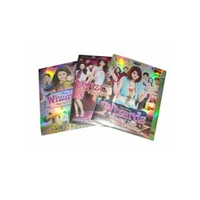 Wizards of Waverly Place Seasons 1-3 DVD Box Set