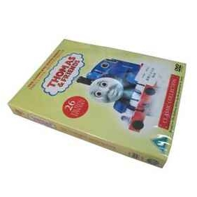 Thomas the Tank Engine And Friends Seasons 6 DVD Boxset