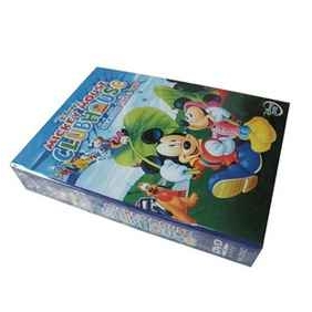 Mickey Mouse Clubhouse Seasons 1-2 DVD Boxset