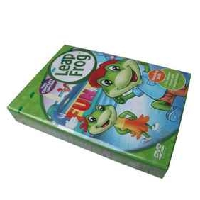 LeapFrog: The Letter Factory 4 Pack DVD Set
