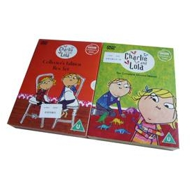 Charlie and Lola Seasons 1-2 DVD Boxset