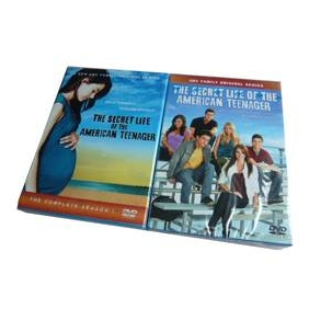 The Secret Life of the American Teenager Seasons 1-2 DVD Boxset