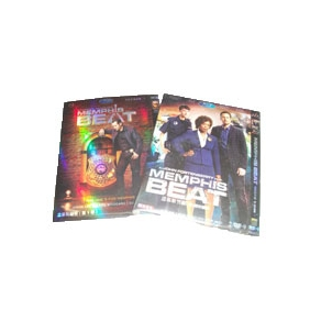 Memphis Beat Seasons 1-2 DVD Box Set