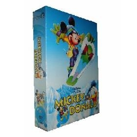 Mickey And Donald DVD Boxset