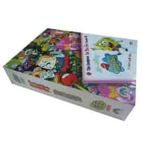 Spongebob Squarepants Seasons 1-3 DVD Boxset