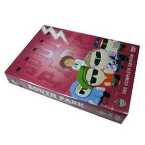 South Park Season 13 DVD Boxset