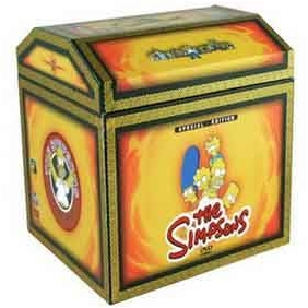 The Simpsons Seasons 1-20 DVD Boxset