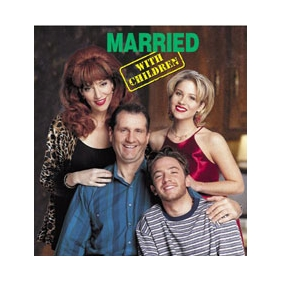 Married With Children Season 12 DVD Box Set