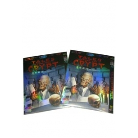 Tales From the Crypt Seasons 1-7 DVD Boxset 8D9