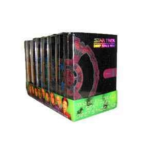 Star Trek Deep Space Nine Seasons 1-7 DVD Boxset