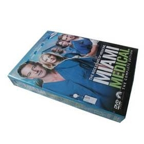 Miami Medical Season 1 DVD Boxset