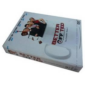 Better off Ted Season 1 DVD Boxset