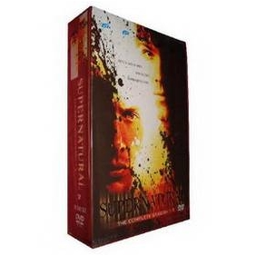 Supernatural Seasons 1-3 DVD Boxset