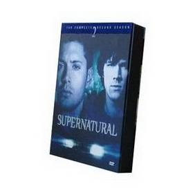 Supernatural Season 2 DVD Boxset