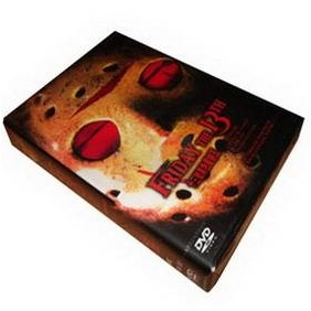 Friday The 13th DVD Boxset