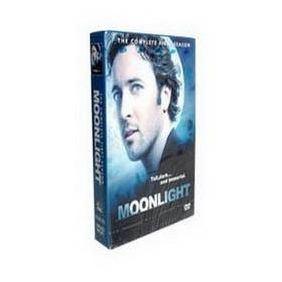 Moonlight Season 1 DVD Boxset