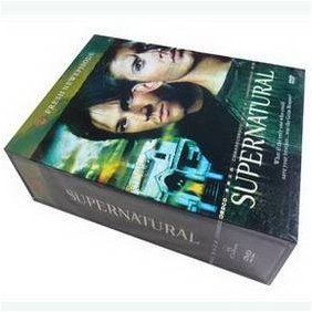Supernatural Seasons 1-4 DVD Boxset