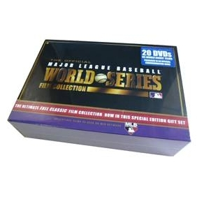 The Official World Series Film Collection DVD Set