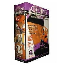 Core Rhythms 4 DVD Dance Exercise Starter Package