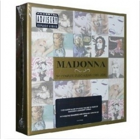 Madonna Complete Studio Albums 1983 - 2008(11cd, Limited Edition, Boxed Set)