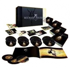 Michael Jackson Ultimate Collection 35 DVD + 1 Album+ 6 Photos Box Set