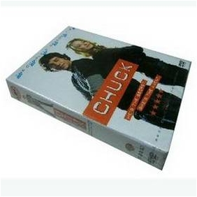 Chuck Seasons 1-2 DVD Boxset
