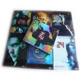 24 Hours Seasons 1-7 DVD Boxset