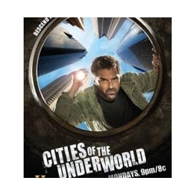 Cities Of The Underworld Season 4 DVD Box Set