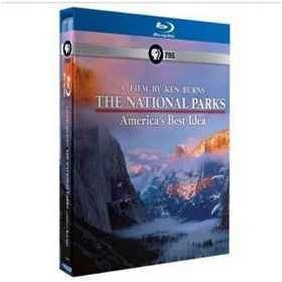 The National Parks:America's Best Idea DVD Boxset