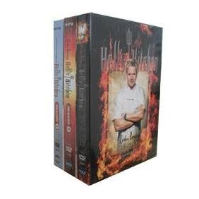 Hell S Kitchen Seasons 1 3 Dvd Box Set Us 39 99