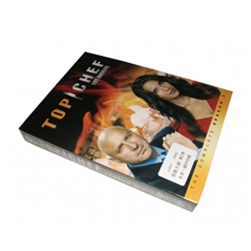 Top Chef Season 2 DVD Box Set