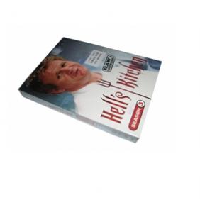 Hell S Kitchen Season 3 Dvd Box Set Us 32 99