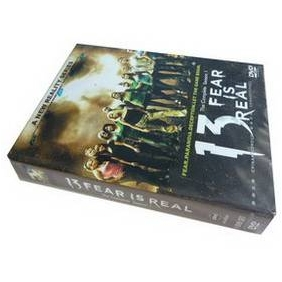 13: Fear Is Real Season 1 DVD Boxset