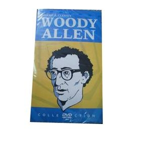Woody Allen Complete 44 Movies Collection DVD Boxset