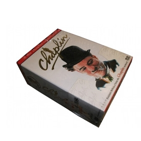 The Charles Chaplin Collection DVD Boxset