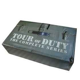 Tour of Duty Seasons 1-3 DVD Boxset