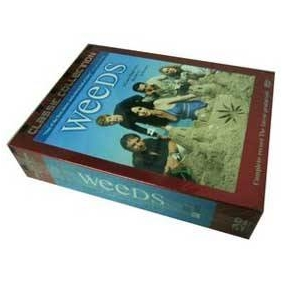 Weeds Seasons 1-5 DVD Boxset