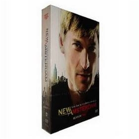 New Amsterdam Season 1 DVD Boxset (Out of Stock)