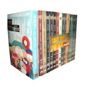 South Park Seasons 1-15 DVD Box Set