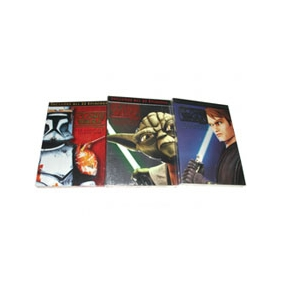 Star Wars: The Clone Wars Seasons 1-3 Dvd box sets