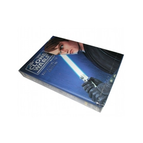 Star Wars The Clone Wars Season 3 DVD Box Set