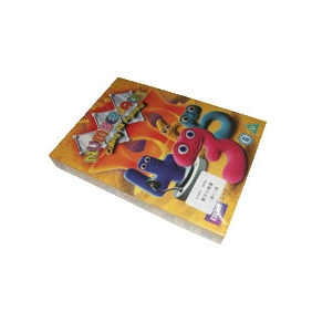 Numberjacks Calling All Agents DVD Box Set