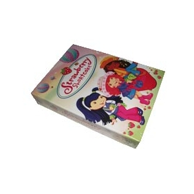 Strawberry Shortcake 10 DVD Set