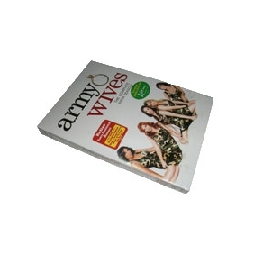 Army Wives Season 5 DVD Box Set
