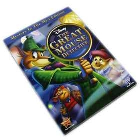 The Great Mouse Detective DVD Boxset