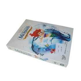 The Little Mermaid DVD Boxset