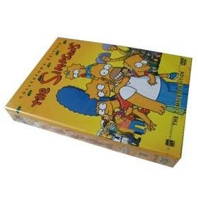 The Simpsons Season 21 DVD Boxset